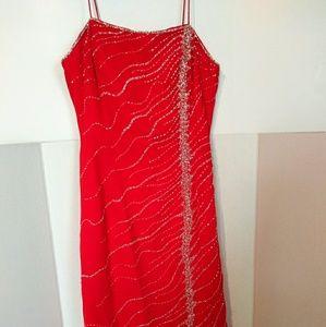 Dresses & Skirts - Women's Red dress